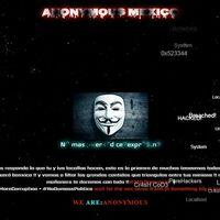 Anonymous México 'hackea' a Condusef: dicen que el siguiente objetivo será Banco de México