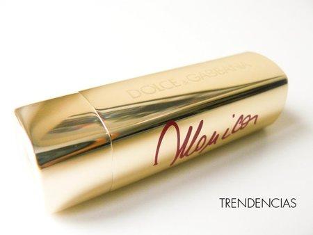 Probamos las nuevas barras de labios de Monica Bellucci para Dolce & Gabbana