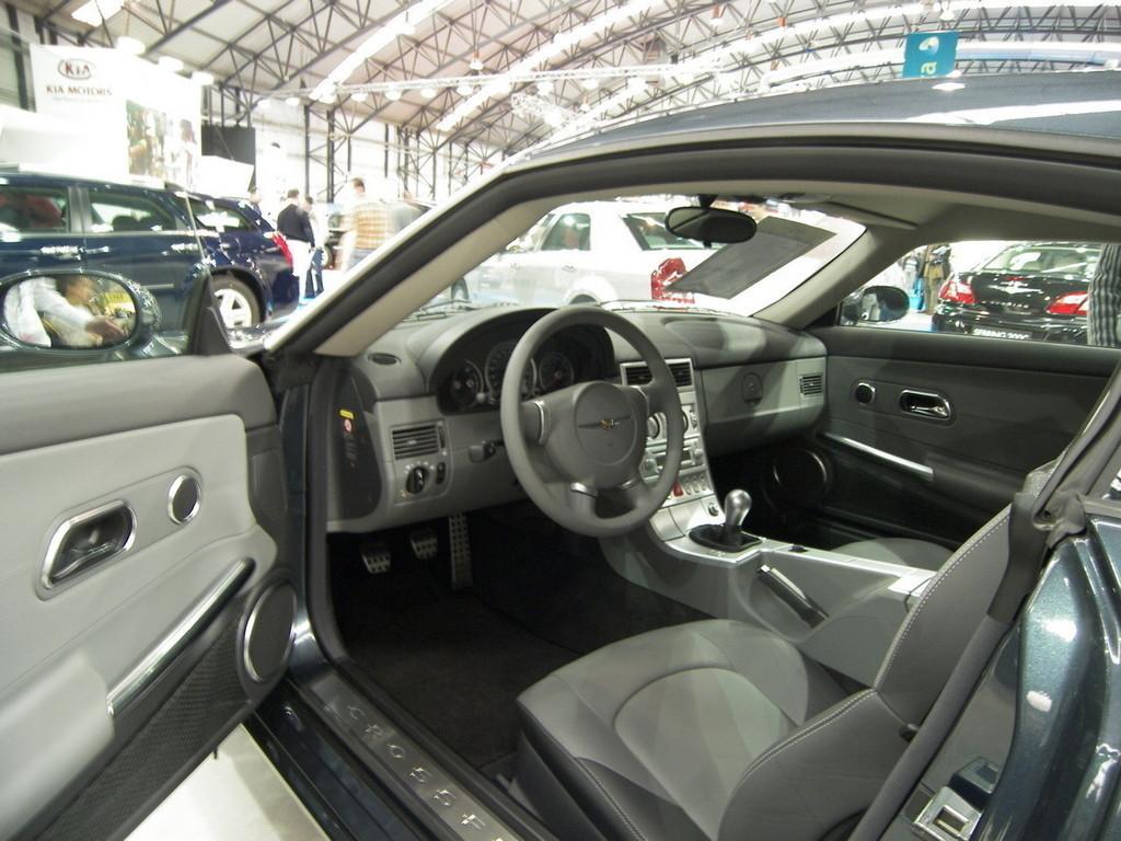 Foto de Chrysler Crossfire en el Salón de Vigo (12/14)