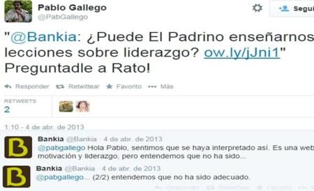 Tuit Bankia
