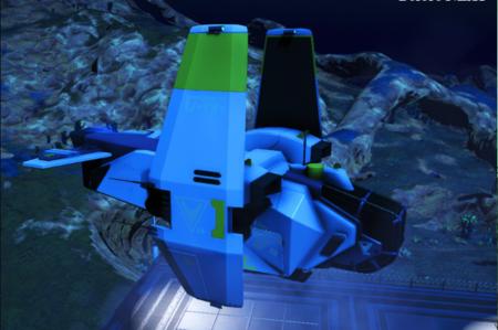 Se busca nave espacial de No Man's Sky. Recompensa:  200 millones de créditos espaciales