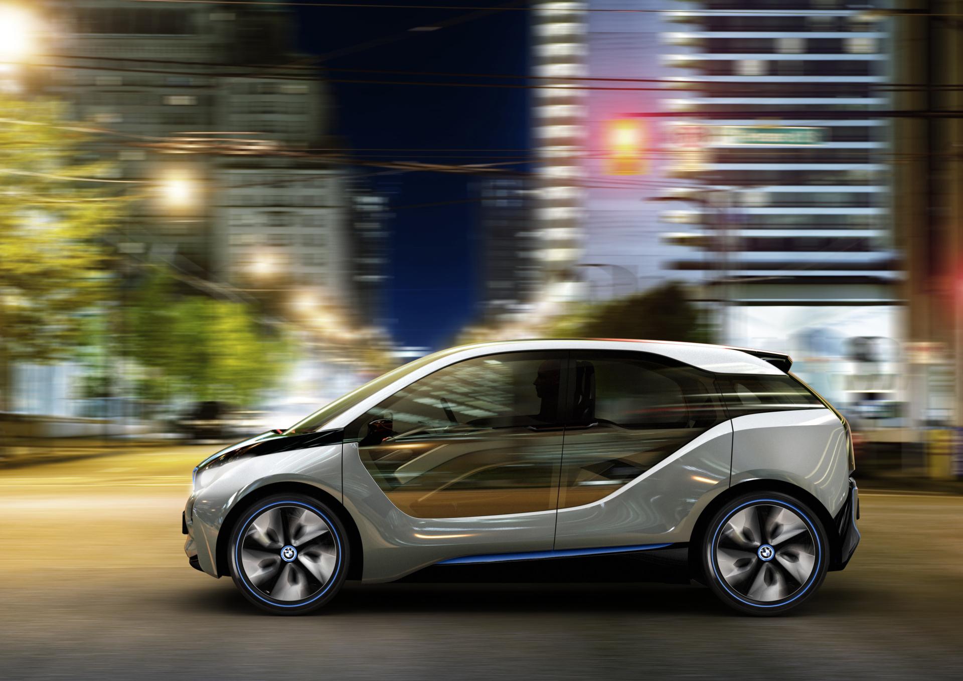 Foto de BMW i3 Concept (4/11)
