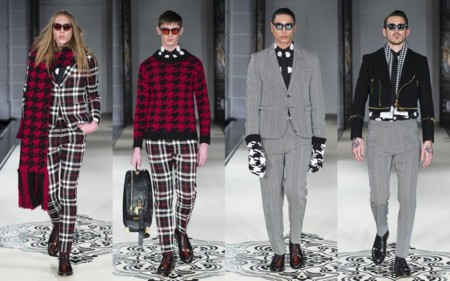 Los Anos Setenta Y El Volumen En Las Siluetas Protagonizan Los Desfiles De La London Collections Men 3