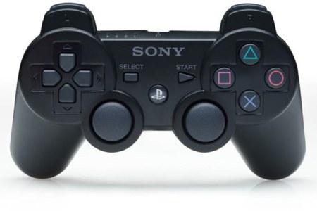 Controlador SixAxis de PS3