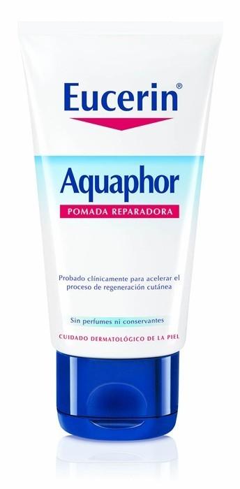 ¿Será Aquaphor Pomada Reparadora de Eucerin la solución para las rozaduras?