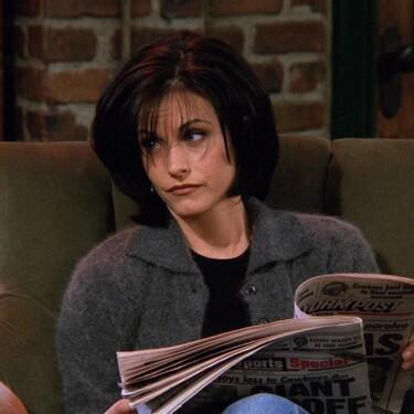 """""""Siempre hirió mis sentimientos"""". Courteney Cox reconoce que le dolió ser la única protagonista de 'Friends' que nunca fue nominada al Emmy"""
