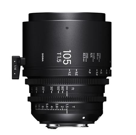 Sigma Cine Lens Ff 105mm