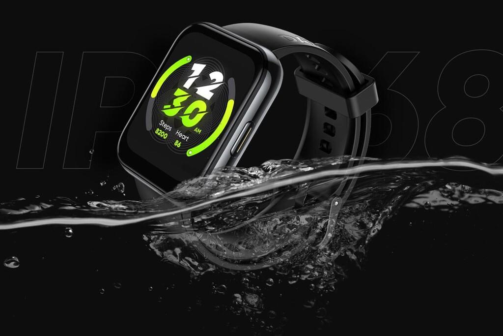 Realme Watch 2 Pro: ahora con pantalla más enorme y batería para dos semanas