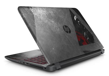 HP tiene una laptop ideal para el fan de 'Star Wars', y se venderá en México