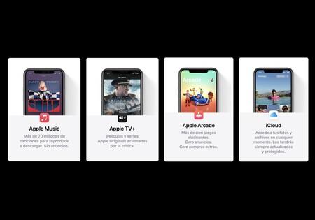 servicios Apple™ One