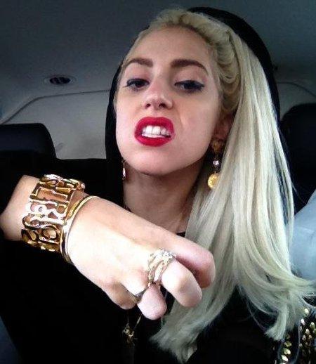 Este año, las uvas con Lady Gaga
