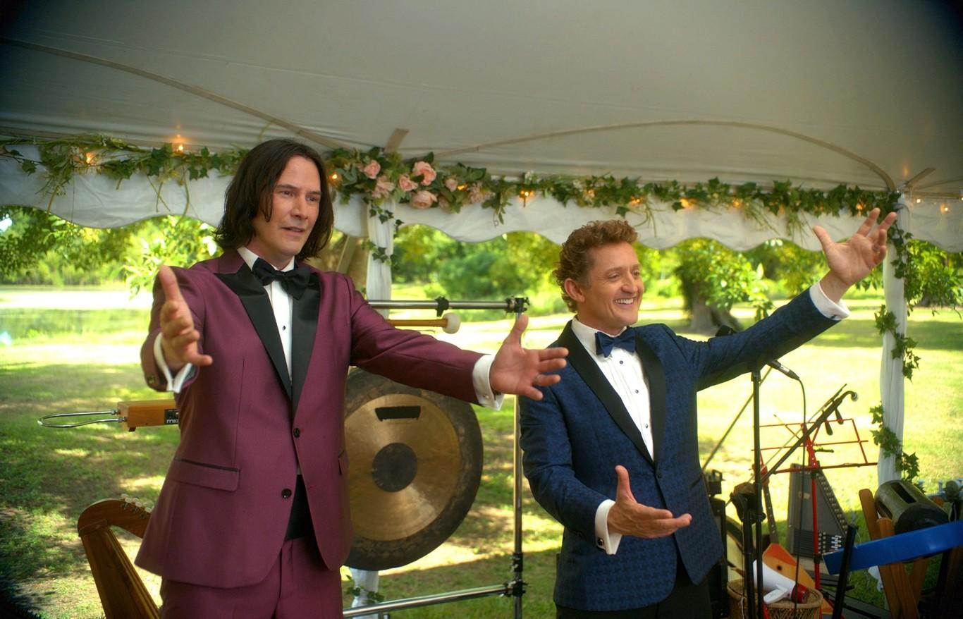 Tráiler de 'Bill & Ted Face the Music': los míticos personajes de Keanu Reeves y Alex Winter nos recuerdan que seamos excelentes