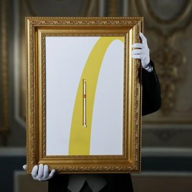 Subastada en Ebay con fines solidarios la última pajita de plástico de McDonald´s que alcanza ya un importe de 31.500 euros