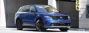 KIA Sorento 2021, a prueba: un SUV de tres filas que apuesta todo por cuatro cilindros y diseño