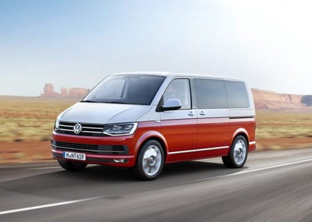 Volkswagen Transporter T6 2016 800x600 Wallpaper 04