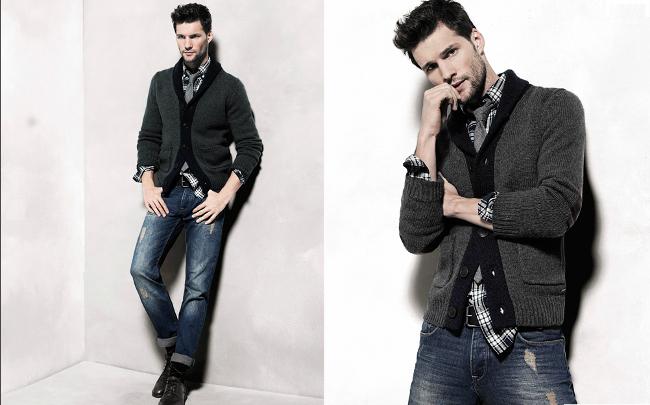 Foto de HE by Mango Lookbook Noviembre 2012 (2/20)