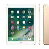 Apple iPad WiFi (2017) de 32GB por 289,99 euros y envío gratis desde España
