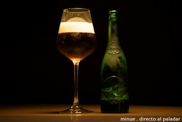Alhambra reserva 1925. Cata de cerveza