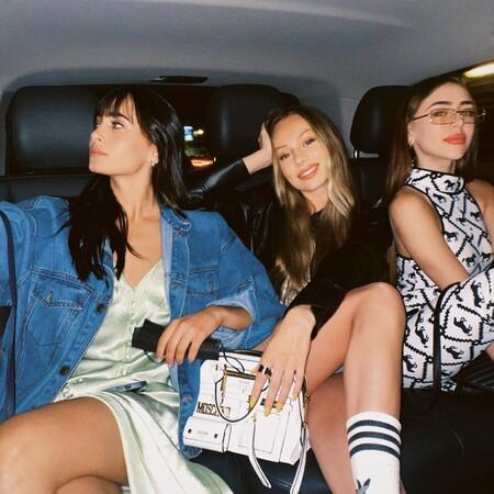 David Broncano, Aitana y Ester Expósito protagonizan el selfie de fiesta del que todo el mundo habla
