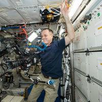 Éste es el primer el primer video 8K filmado en el espacio