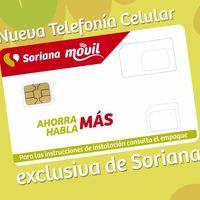 Soriana Móvil, esta es la oferta en México del OMV de la famosa tienda de autoservicio