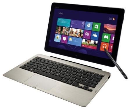Prueba los nuevos modelos de dispositivos ASUS con Windows 8 en los Premios Xataka 2012