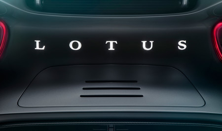 Lotus EVIJA, hiperdeportivo eléctrico teaser
