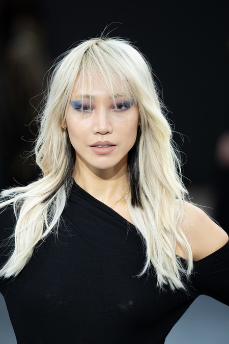 Soo Joo Park Defile Runway Beauty 087 Dmi 4 5 Na No Cta