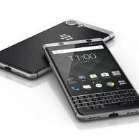 BlackBerry regresa al mercado: así es KEYone, su nuevo teléfono con Android