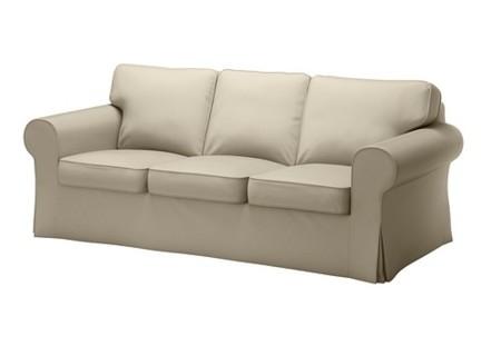 Ektorp Sofa Plazas Beige 0188830 Pe341650 S4