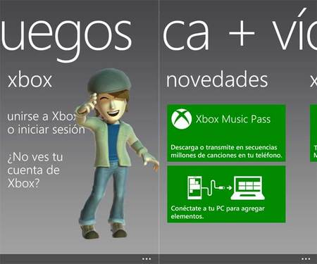 Windows Phone 9 Emulador Xbox