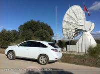 Lexus RX 450h, prueba (conducción y dinámica)