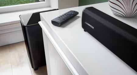 Cambridge actualiza su barra de sonido, la Cambridge TVB2, añadiendo conectividad sin cables y un audio mejorado
