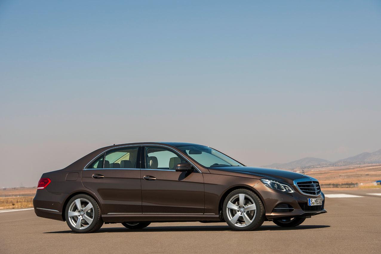 Foto de Mercedes-Benz Clase E 2013 (14/61)