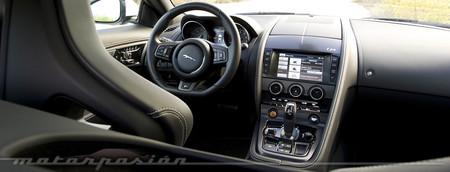Jaguar F-Type R Coupé, prueba