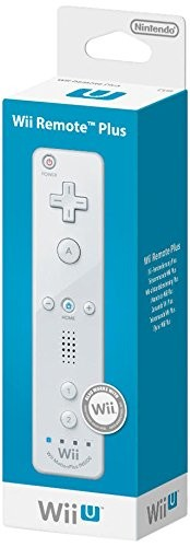 Mando Wii Remote Plus Blanco
