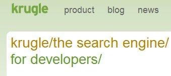 Krugle, el  buscador de código fuente