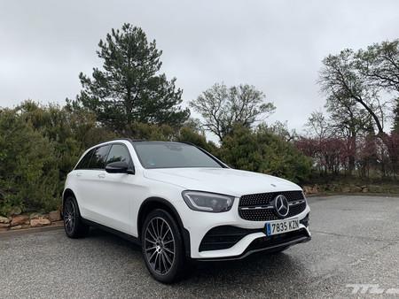 Mercedes-Benz GLC 200 4matic