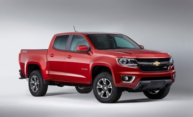 Foto de Nueva Chevrolet Colorado 2015 (5/9)
