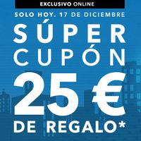 Cupón de descuento de 25 euros en Toys 'r us si gastamos más de 100 euros en juguetes en el día de hoy