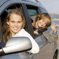 ¿Cómo conducen los padres? Los niños opinan (y no salimos muy bien parados)