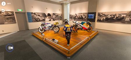 Museo Honda Visita Virual 5