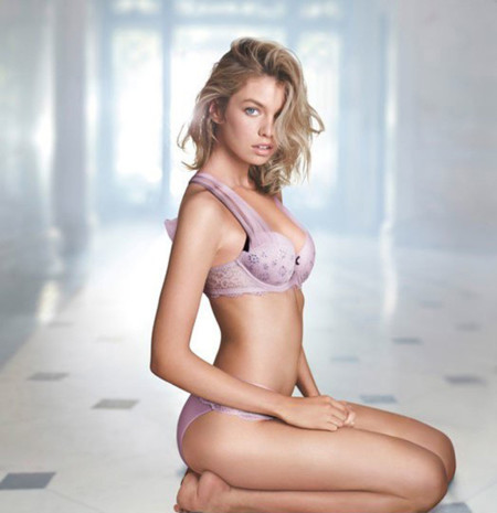 Stella Maxwell Victorias Secret Dream Angels 2014