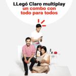 Multiplay, la nueva opción de Claro que nos permite unir servicios móviles y de hogar en una sola factura