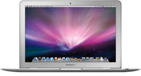 MacBook Air, ahora con gráficos NVidia