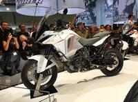 Salón de Colonia 2014: KTM Super Adventure 1290