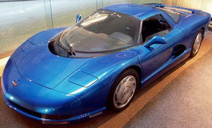 ¿Un Chevrolet Corvette con motor en posición central? Parece ser que sí