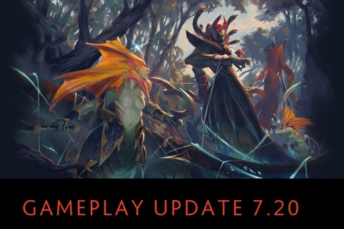 Estos son los cambios generales que trae la Actualización 7.20 de Dota 2
