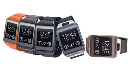 Samsung Gear 2 y Gear 2 Neo