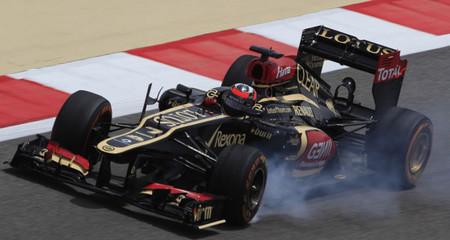 Kimi Raikkonen marca el mejor tiempo en los libres del Gran Premio de Baréin